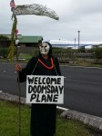 Grim Reaper & Doomsday plane