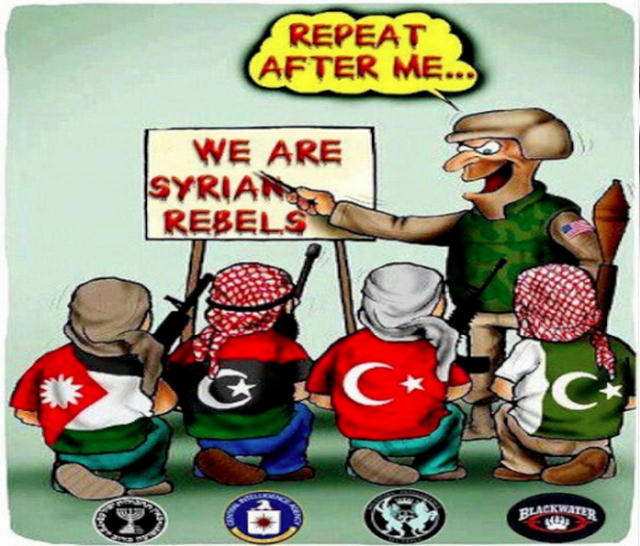 Syriaan rebels