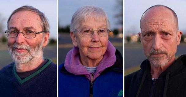 three plowshares