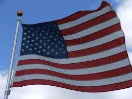 American flag#2