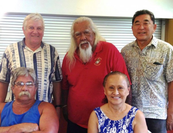 Kulani plaintiffs