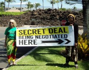 TPP secret deal