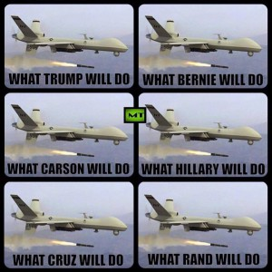 2016 election bombing
